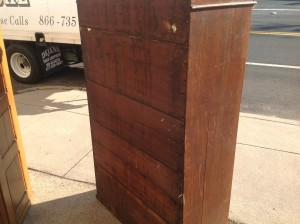 cabinet multi  drawer tall 3