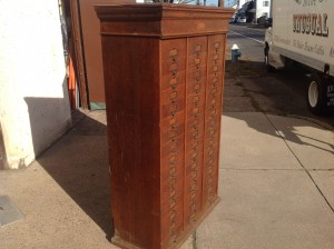 cabinet multi  drawer tall
