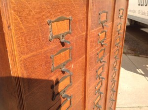 cabinet multi  drawer tall 6