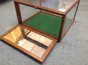 display case small contry store