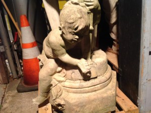 urn garden  little boy 5jpg