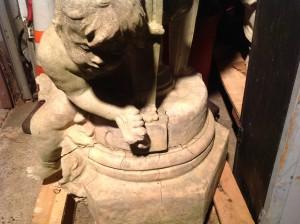 urn garden  little boy4jpg