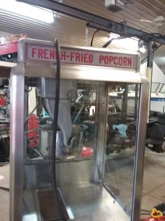 vintage movie theater popcorn machine 171 obnoxious antiques