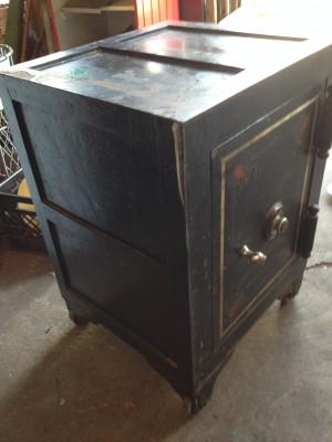 safe antique 6