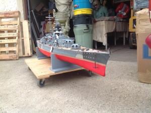 boat german 1
