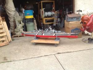 boat german 5