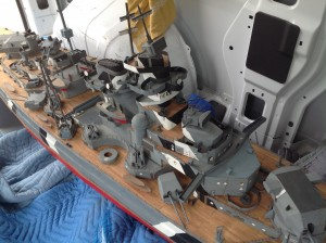boat german 7