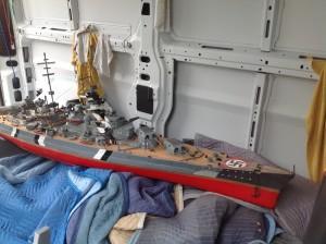 boat german 8