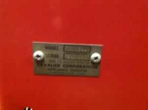 coke machine 6-33- a 8