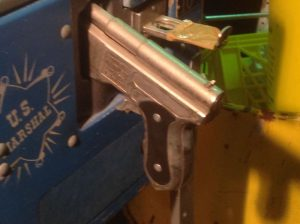 gun game blue sm 5