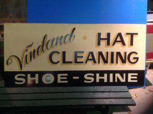 sign shoe vineland