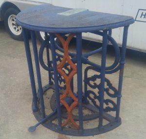 turnstile cast iron 3