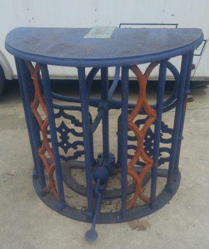 turnstile cast iron