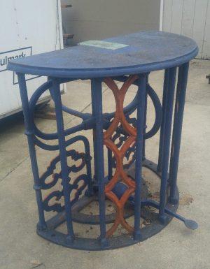 turnstile cast iron 4