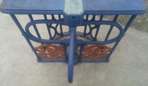 turnstile cast iron 9