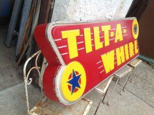 tilt a whirl sign 3