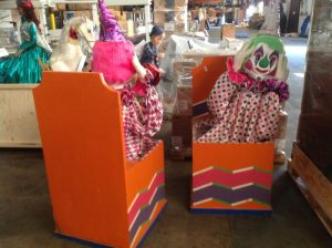 animated clowns pair 3