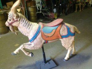carousel animal goat 2