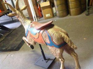 carousel animal goat 3