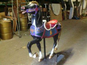 carousel animal horse 2