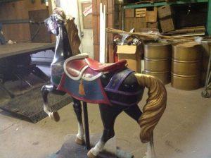 carousel animal horse 3