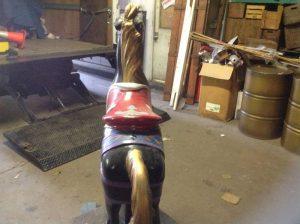 carousel animal horse 4