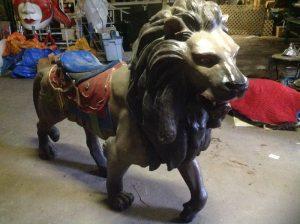 carousel animal lion 2