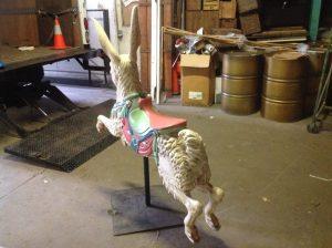 carousel animal rabbit 3