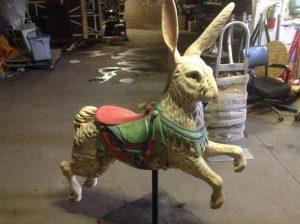 carousel animal rabbit 4