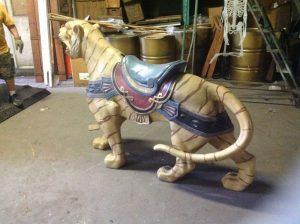 carousel animal tiger 2