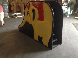 elephant slide 2