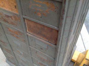 hardware cabinet green 6