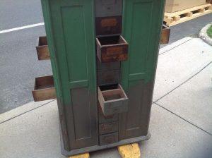 hardware cabinet green 8