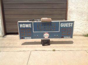 scoreboard vintage boys club 2