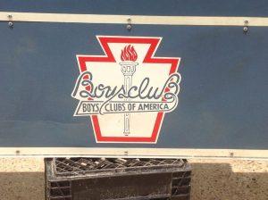 scoreboard vintage boys club 6