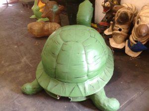 turtle miniature golf