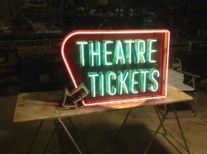 neon ticket sign 6