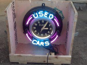 neon used cars clocks 3