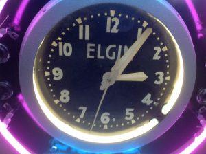 neon used cars clocks