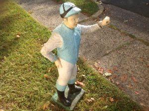 yard jockey blue