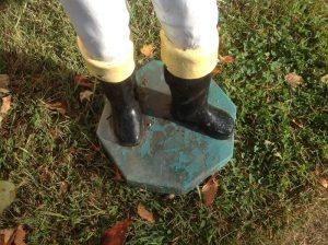 yard jockey yellow
