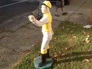 yard jockey yellow 5