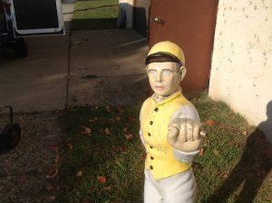 yard jockey yellow 6