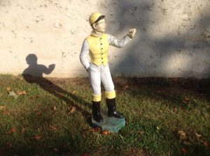 yard jockey yellow 7
