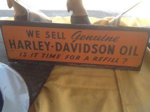 harley Davison Parts Manual Holder 2