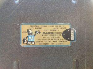 harley Davison Parts Manual Holder 5