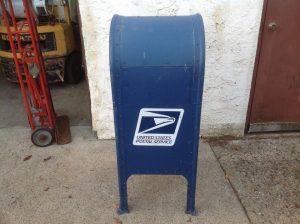 mail box letter corner 4