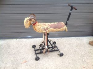 odd fellows goat 9