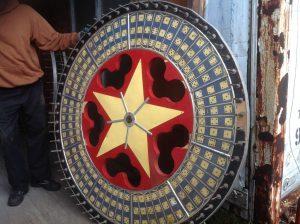 evans wheel dice