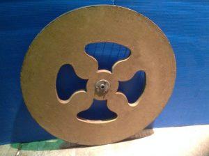 gambling wheel german